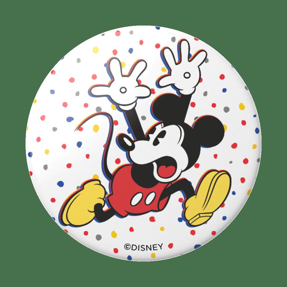 Popsockets 2GEN Confeti Mickey  Suporte Para Celular Clip (zoom)