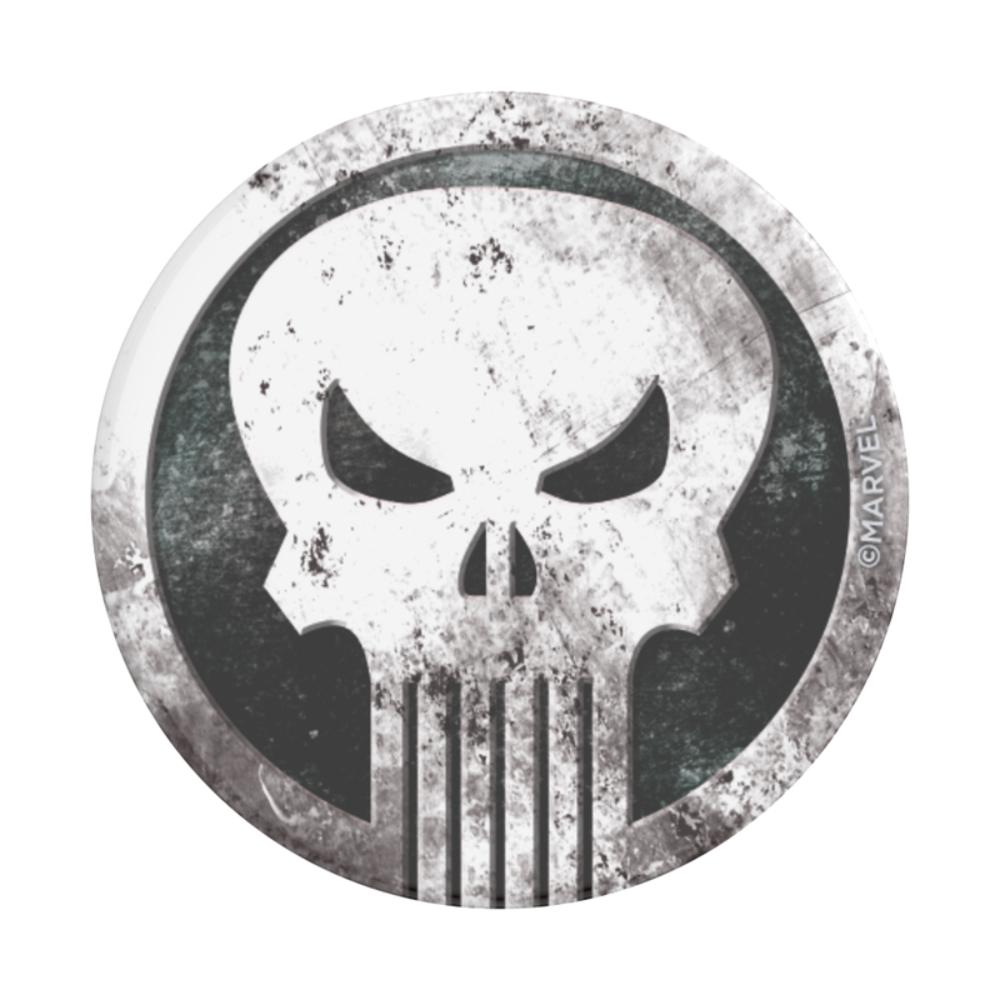 Popsockets 2GEN Punisher Icon Suporte Para Celular Clip (zoom)