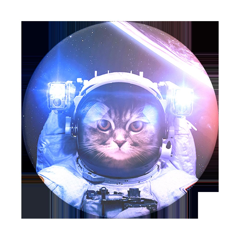 Popsockets 2GEN Catstronau Suporte Para Celular Original Usa (zoom)