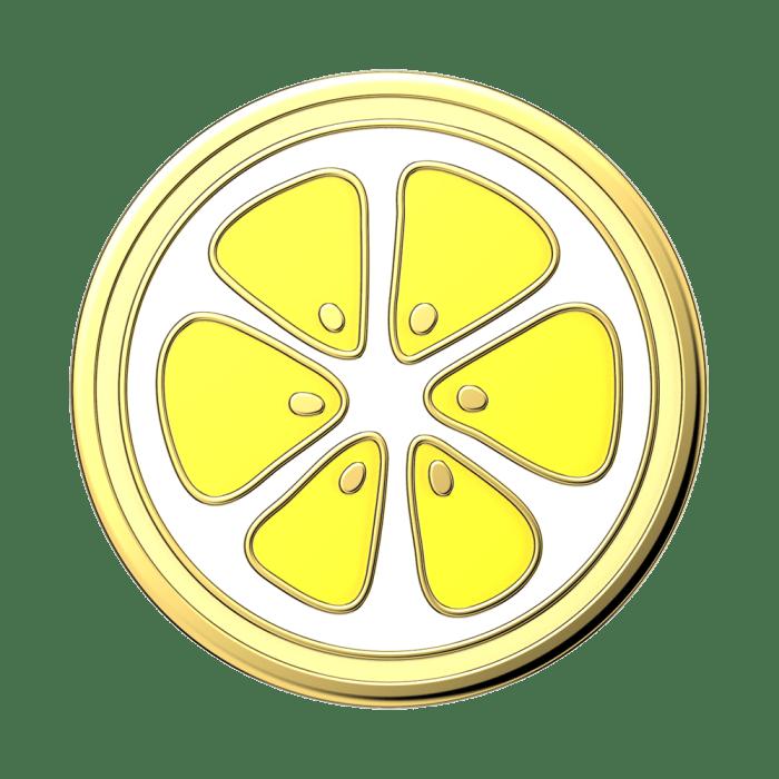 Enamel Lemon Slice (big)
