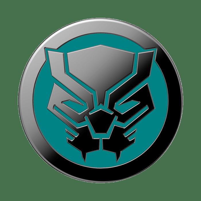 Enamel Black Panther (big)