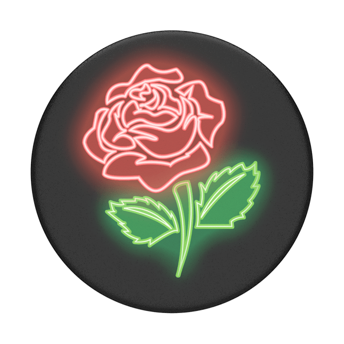 Popsockets 2GEN Neon Rose Suporte Para Celular Original Usa (big)