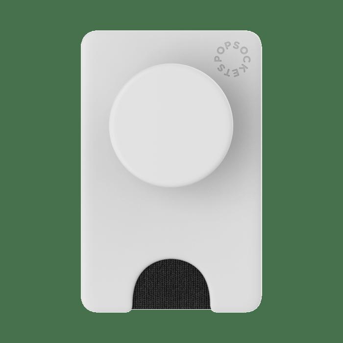 Popwallet+ 2GEN White Suporte Para Celular Original Usa Clip (big)