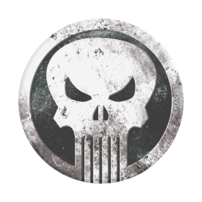 Popsockets 2GEN Punisher Icon Suporte Para Celular Clip (big)