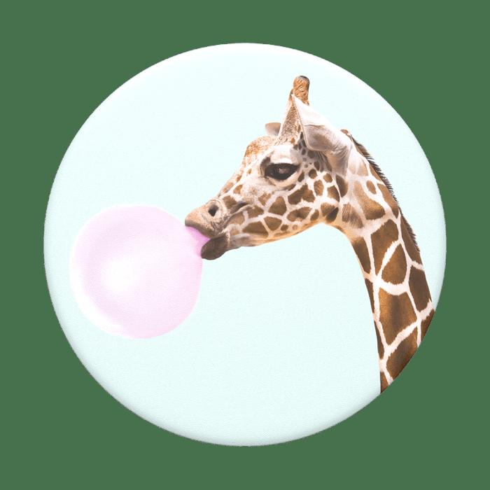 Popsockets 2GEN Bubblegum Giraffe Suporte Para Celular Clip (big)