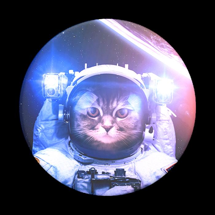 Popsockets 2GEN Catstronau Suporte Para Celular Original Usa (big)
