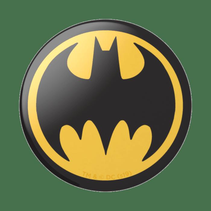 Popsockets GEN2 Batman Logo Licenciados Liga da Justiça Suporte Para Celular Popsocket Pop socket (big)